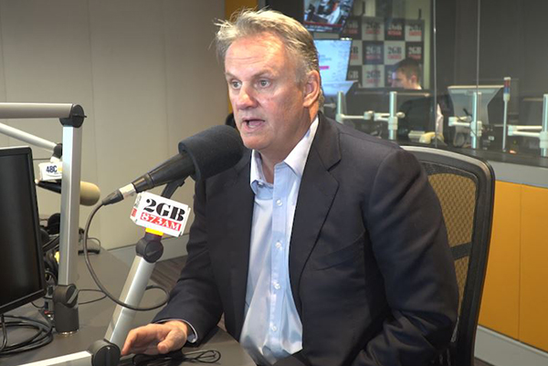 Article image for Fight for Nationals leadership far from over: Mark Latham