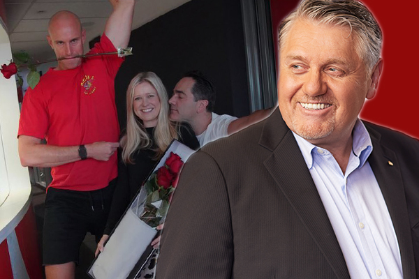 Article image for Sweet revenge! Ray Hadley finally gets back at Fitzy and Wippa