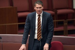 'Privacy will disappear': Cory Bernardi slams ban on $10,000 cash payments