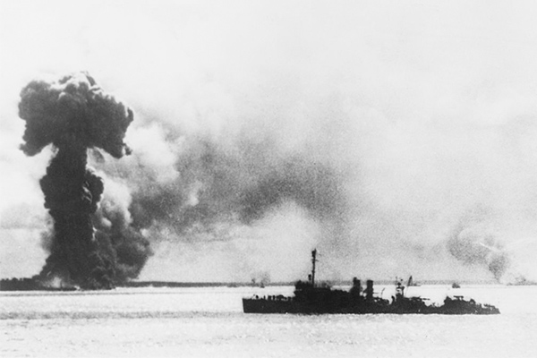 Article image for 78-years on from the Bombing of Darwin