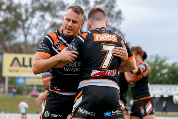 Article image for Brad Fittler's thrill for Josh Reynolds after having charge dropped