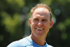 Matthew Hayden proud to line up alongside Ricky Ponting at Bushfire Cricket Bash