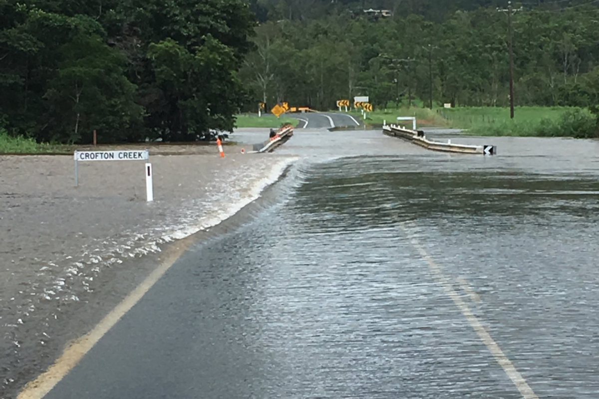 Article image for Queensland towns drenched as rain continues to wreak havoc