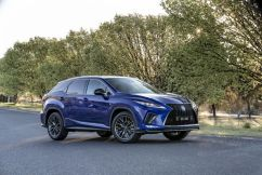 Lexus's entry RX300L SUV – improved drive-ability with added features and a sharper price.