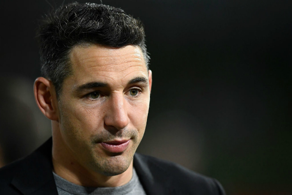 Article image for Billy Slater calls NRL multi-million dollar rescue 'a huge win for the players'