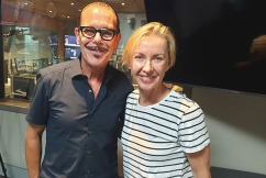 INXS star opens up on issue very close to him