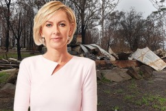 'Get on with it!': Deborah Knight blasts political blame game as hundreds wait on bushfire relief