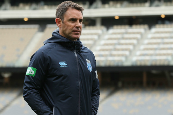 Article image for Brad Fittler says he'd do 'whatever it takes to keep the game going'