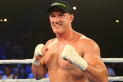 Paul Gallen reveals bout with Mark Hunt is looking 'positive'
