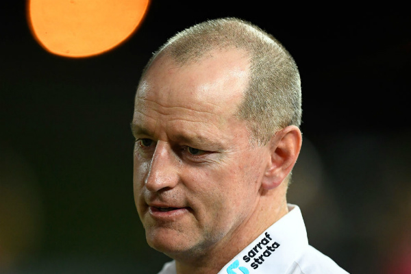 Article image for Tigers Coach wants NRL to keep going for communities