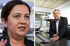 Ray Hadley blasts Queensland Premier over decision to hold elections