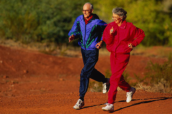 Article image for Seniors encouraged to exercise more, motivation biggest barrier