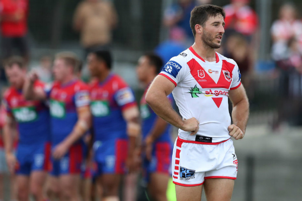 Article image for Billy Slater says Ben Hunt must 'take control' of  Dragons in 2020