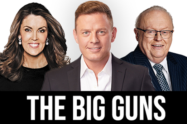 Article image for Big Guns tear into NSW Health Minister over Ruby Princess bungle