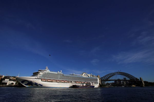 Article image for EXCLUSIVE | Community transmission tragedy among Ruby Princess relatives