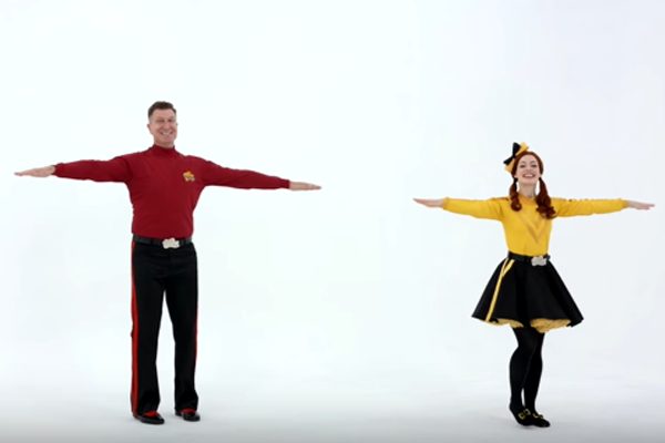 Article image for The Wiggles release a new 'Social Distancing' song