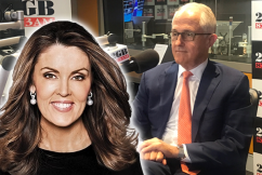 EXCLUSIVE | 'A reprehensible human being': Peta Credlin tears into Malcolm Turnbull over memoir