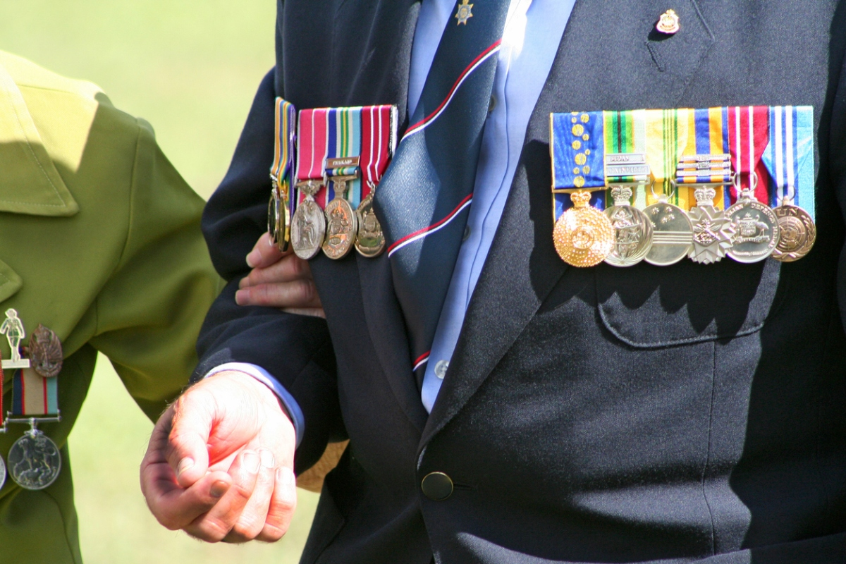 Article image for 'A day to give thanks': Reach out to a veteran this ANZAC Day