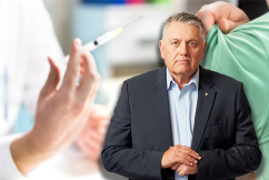 Ray Hadley names and shames anti-vax osteopath