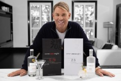 From spin star to gin star: Shane Warne presents award-winning 708 Gin
