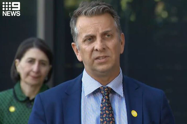 Article image for NINE EXCLUSIVE: Andrew Constance confirms he'll contest Eden-Monaro seat