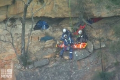 Injured rock-climber stranded during 20-hour long rescue mission