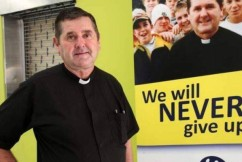 Youth Off The Streets: Father Chris Riley's call for help