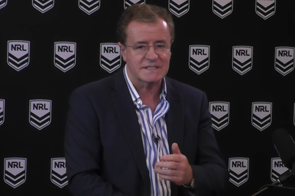 Article image for NRL confirms proposal for single-referee system this season