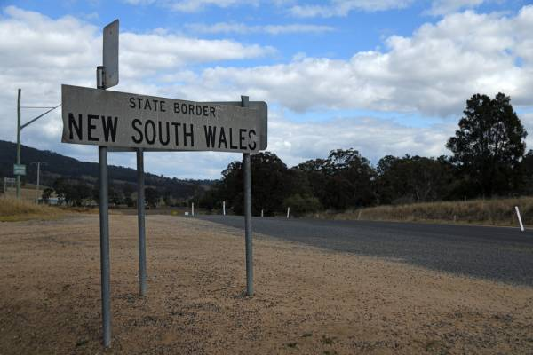 Article image for NSW mayor calls out 'ludicrous' exclusion from border zone