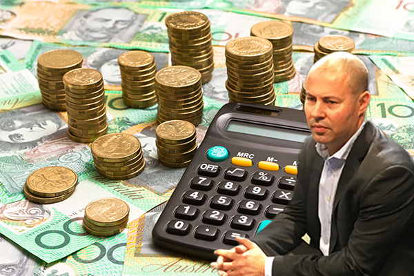 Article image for Treasurer defends JobKeeper inconsistencies amid costing bungle
