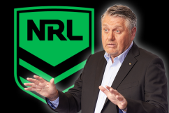 'Drop off!': Ray Hadley fires up over NRL national anthem decision