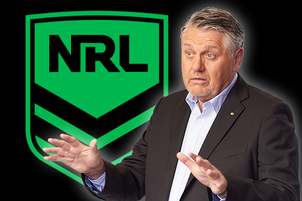 Article image for 'Pull your head in': Ray Hadley slams Latrell Mitchell's call for a fine reversal