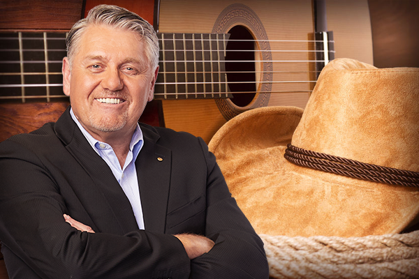 Article image for Lifeline for Slim Dusty Centre has Ray Hadley 'over the moon'