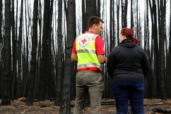 'Unacceptable': Red Cross still withholding over $100 million in bushfire donations