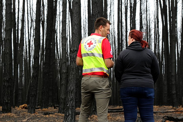 Article image for 'Unacceptable': Red Cross still withholding over $100 million in bushfire donations