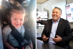 'You can't be serious!': Ray shares a moment of realisation about his tech-savvy granddaughter