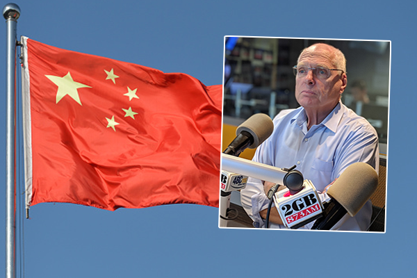 Article image for Australia should welcome the 'inevitable' rise of China says Jim Molan
