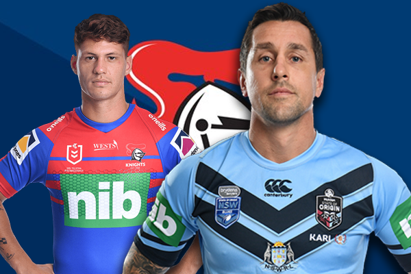 Article image for Knights 'very happy' with Kalyn Ponga's multi-million dollar re-signing