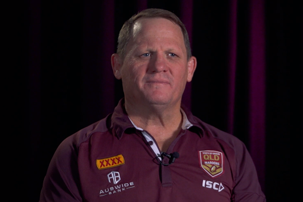 Article image for Brisbane Broncos Coach Kevin Walters realises 20-year dream
