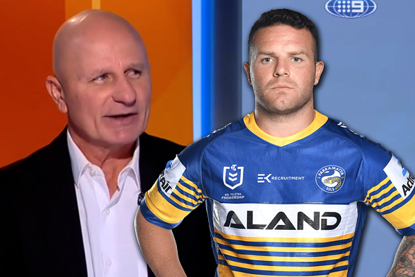 Article image for Nathan Brown needs to 'play smarter' to avoid being stuck on the sidelines
