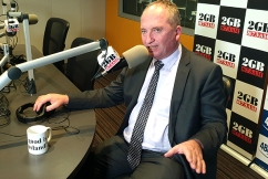 Barnaby Joyce joins the fight against the government's vaping ban
