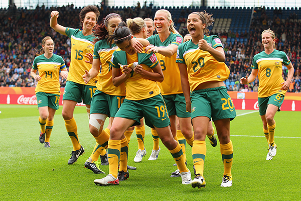 Article image for Australia and New Zealand set to host Women's World Cup