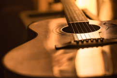 Aussie entrepreneur reveals why he spent $9 million on a guitar he can't play