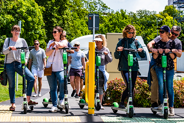 Article image for Lime Scooters ruled unsafe by consumer watchdog