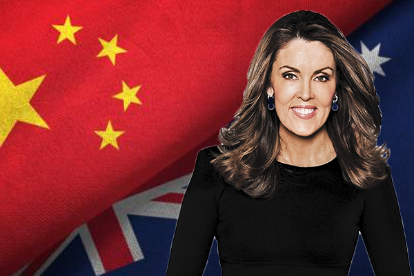 Article image for 'Rules don't apply' for authoritarian China says Peta Credlin