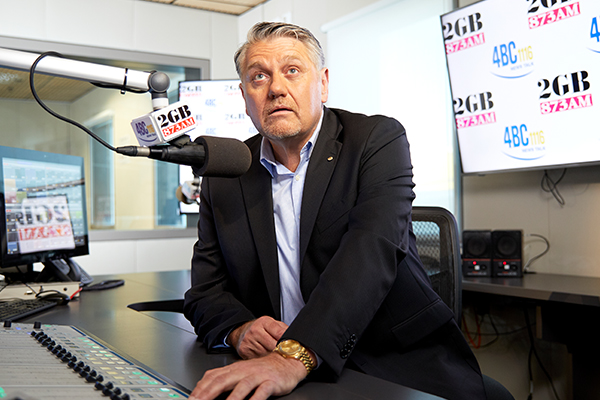 Article image for 'It's satire!': Ray Hadley takes aim at cancel culture as it claims latest victim