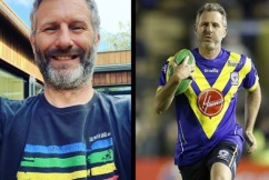 Adam Hills' 'fairytale' story about the game he always wanted to play