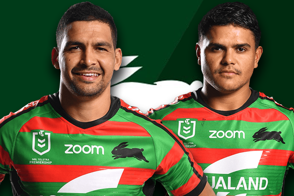 Article image for Rabbitohs star condemns racist abuse in support of Latrell Mitchell