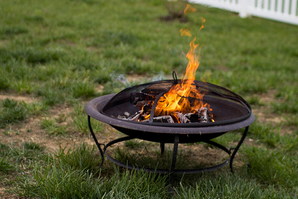 Article image for Brisbanites rally for their fire pits as trial comes to an end