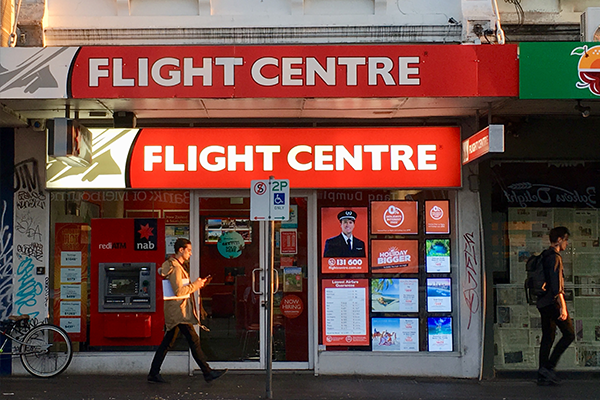 Article image for 'Something has to change': Writing is on the wall for Flight Centre